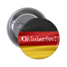 Oktoberfest Pinback Button at Zazzle