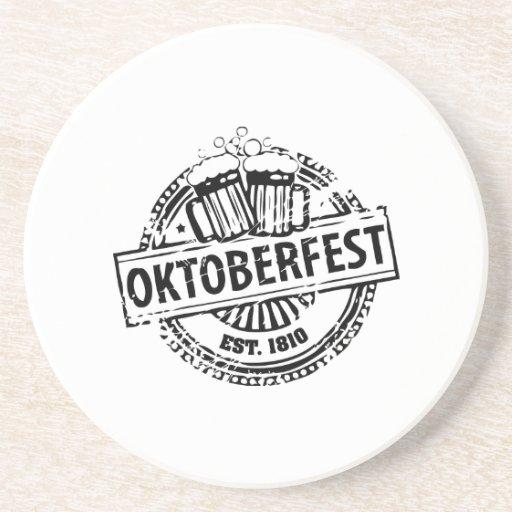 Oktoberfest Posavasos Para Bebidas
