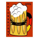 Oktoberfest Post Cards
