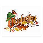 Oktoberfest Postcards