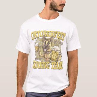Oktoberfest Property of German Drinking Team T-Shirt