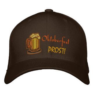 Oktoberfest Prost! Beer Festival Baseball Cap