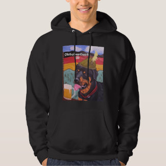 Oktoberfest Rottie hoodie