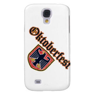 Oktoberfest Shield Galaxy S4 Cover