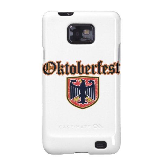 Oktoberfest Shield Galaxy SII Case