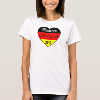 Oktoberfest Shirt for Girls who love Germany