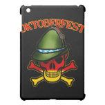 Oktoberfest Skull and Crossbones Design iPad Mini Cases