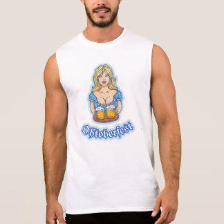 Oktoberfest Sleeveless Shirt