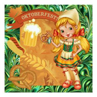 OKTOBERFEST - SRF INVITATIONS