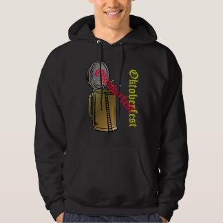Oktoberfest stein hoodie
