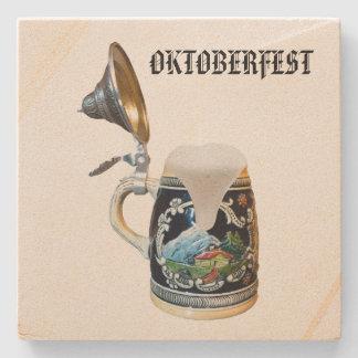 Oktoberfest Stone Coaster