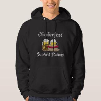 Oktoberfest Survival Rations Hoodie