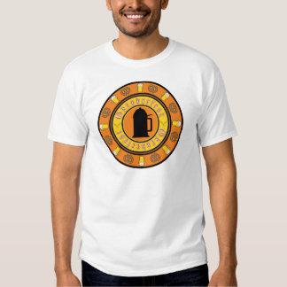 Oktoberfest Tankard Badge Shirt