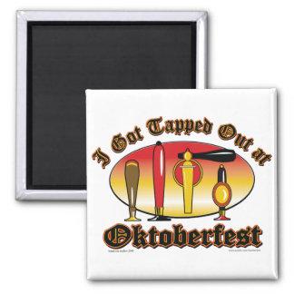 Oktoberfest Tappers Magnet