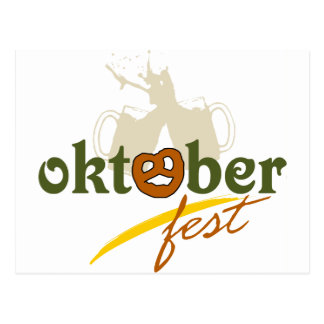 Oktoberfest Tarjetas Postales