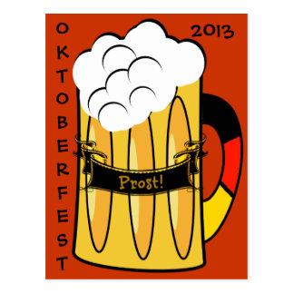 Oktoberfest Postales