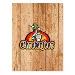 Oktoberfest Tarjeta Postal