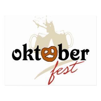 Oktoberfest Postal