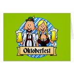 Oktoberfest Tarjetón