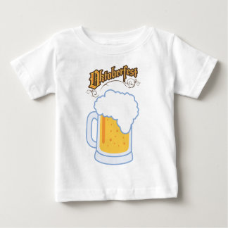 oktoberfest text and beer baby T-Shirt