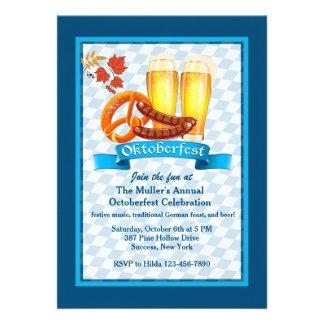 Oktoberfest trata la invitación