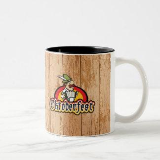 Oktoberfest Two-Tone Coffee Mug