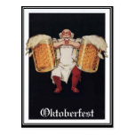 Oktoberfest Vintage Postcard Postcard