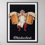 Oktoberfest Vintage poster
