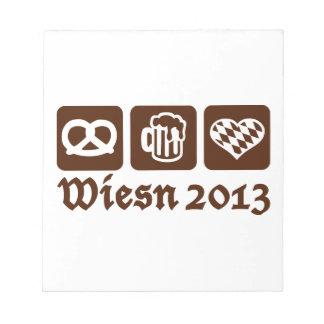 Oktoberfest Wiesn 2013 Bloc