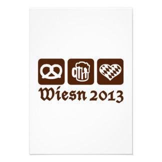 Oktoberfest Wiesn 2013 Comunicados