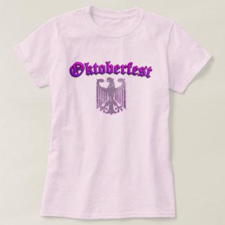 Oktoberfest Womens Feminine Girly Baby Doll Prost! T-Shirt