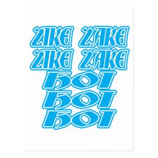 Oktoberfest Zike Zake Postales
