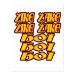 Oktoberfest Zike Zake Tarjetas Postales