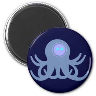 Oktopus Krake octopus kraken 2 Inch Round Magnet