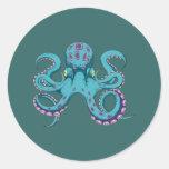 Oktopus Krake octopus kraken Stickers