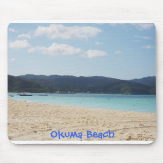Okuma Beach Mouse Pad