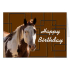 Ol' Bandit -customize any occasion Card