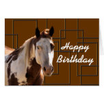 Ol' Bandit -customize any occasion Greeting Card