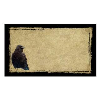 Ol' Black Crow- Prim Biz Cards