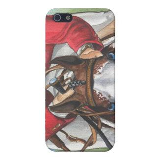 Ol' Blue Eyes Horse Art iPhone SE/5/5s Case