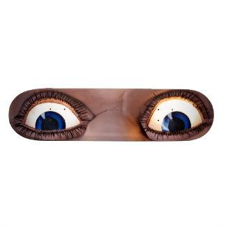 Ol Blue Eyes is Back - Skateboard