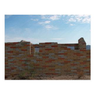 Ol' Building Postcard