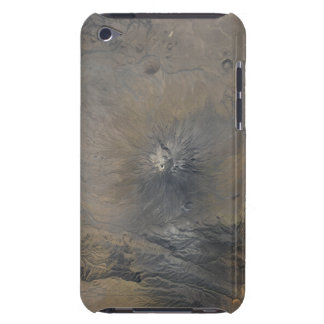 Ol Doinyo Langai in Tanzania iPod Touch Case-Mate Case