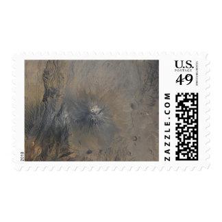 Ol Doinyo Langai in Tanzania Postage Stamp