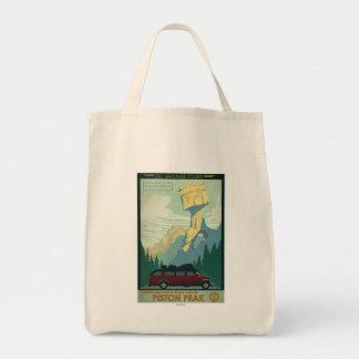 Ol' Jammer Tours Illustration Tote Bag