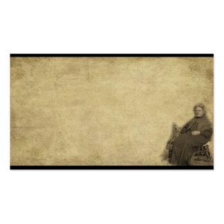 Ol' Lady In Her Chair- Prim Biz Cards