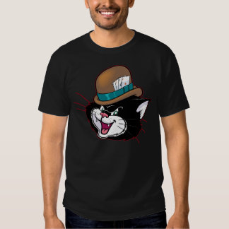 Ol Nasty cat - front only T Shirt