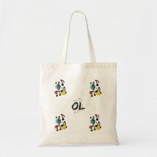 OL Official Tote Bag...Musical Range 1)