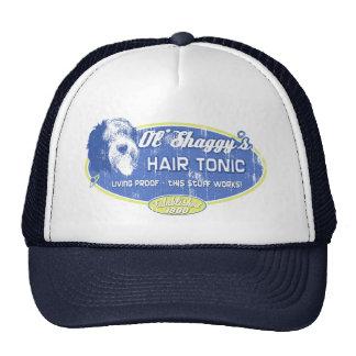 Ol' Shaggy's Hair Tonic Trucker Hat