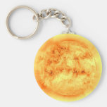Ol' SOL-The Sun-In the BLOONIAN Invert Wavelength Key Chain